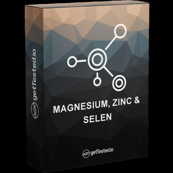 Magnesium, Zinc and Selen Test