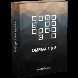 Omega 3 and Omega 6 Test