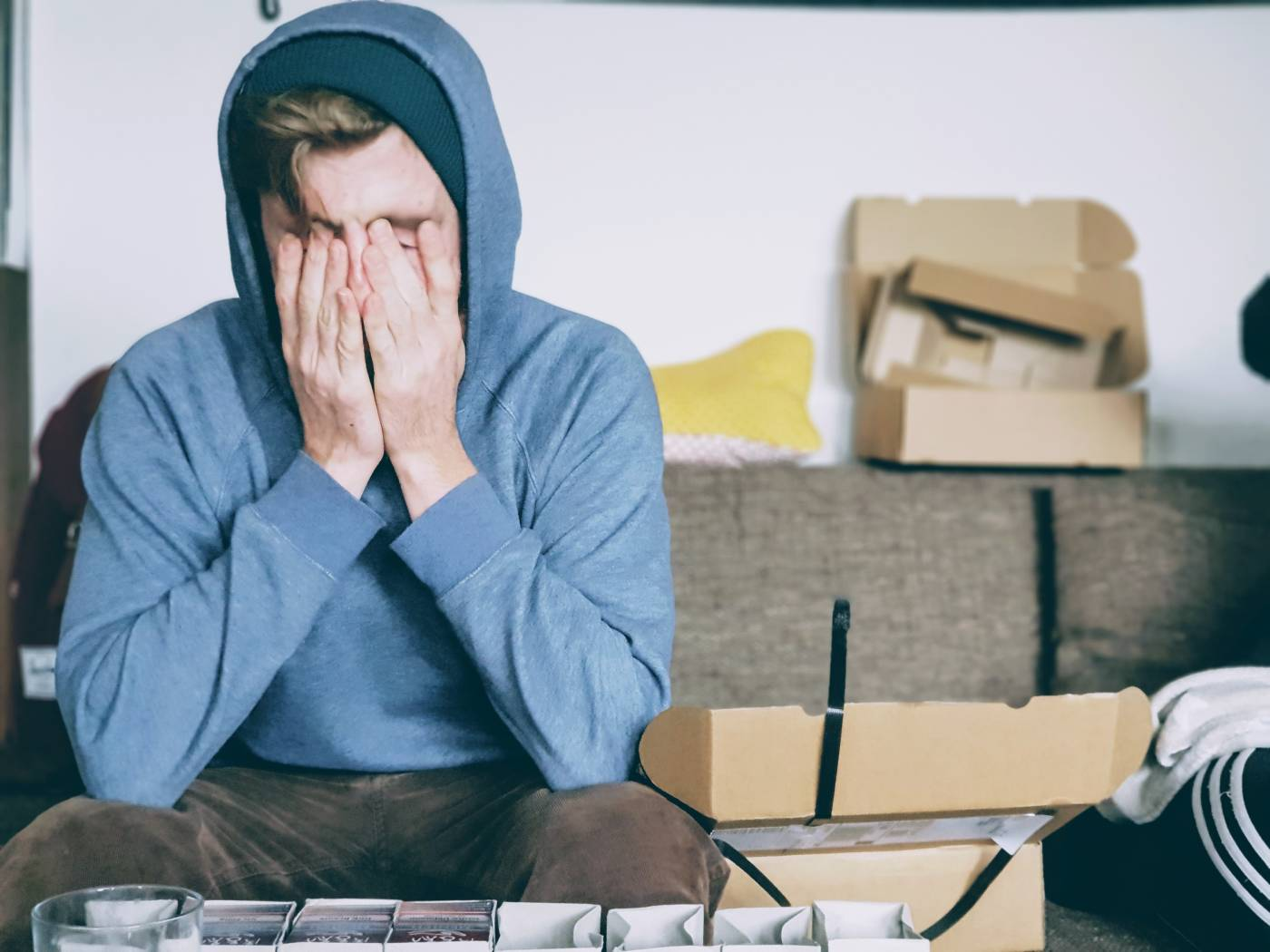 Stress och andra symtom vid kortisolbrist