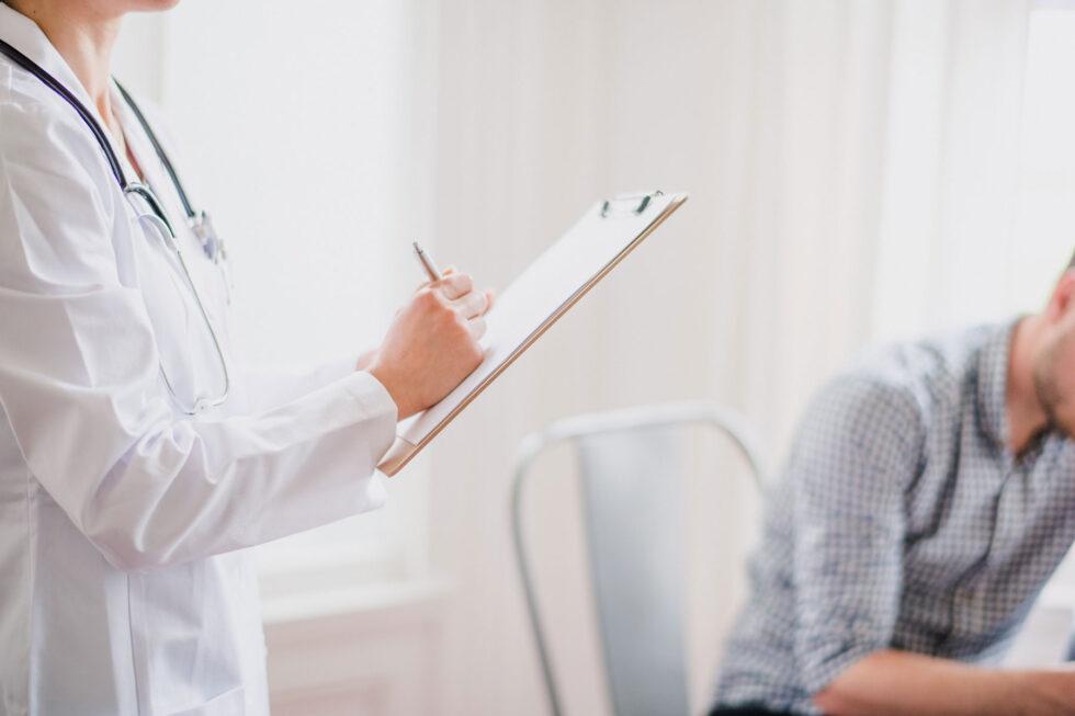 Samarbete kliniker hälsotester